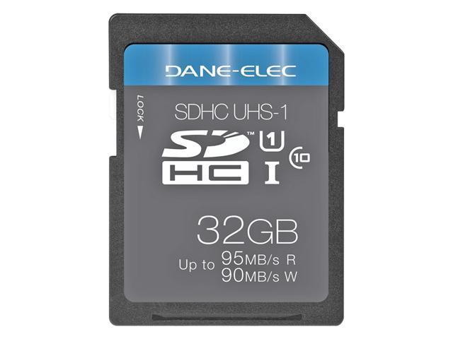 Dane-Elec 32 GB Secure Digital High Capacity (SDHC) - 1 Card