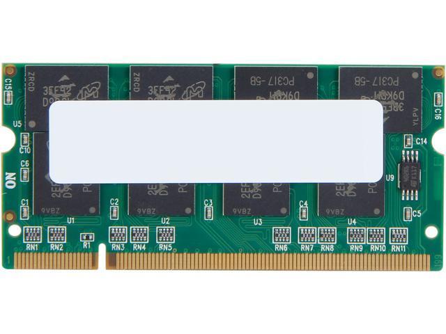 AllComponents 1GB 200-Pin DDR SO-DIMM DDR 400 (PC 3200) Laptop Memory Model ACSO400X64/1024 - OEM