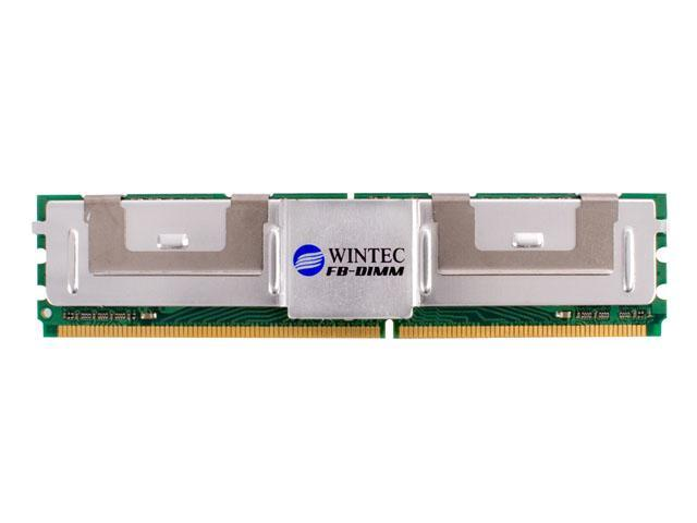 Wintec 2GB ECC Fully Buffered DDR2 667 (PC2 5300) Server Memory Model 3SRT6679FBD2G