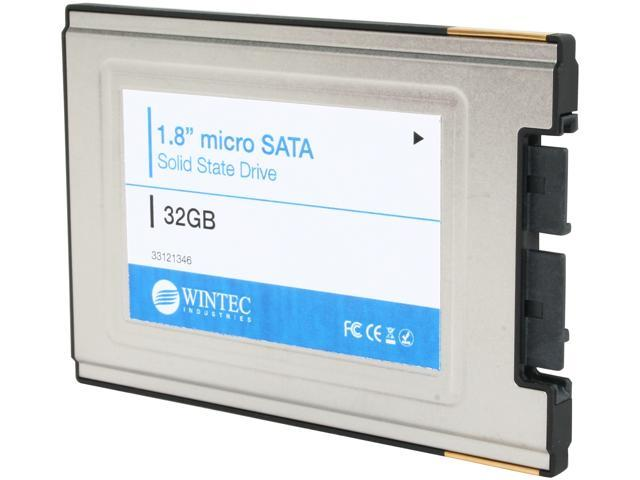 "Wintec FileMate 1.8"" 32GB SATA II MLC Internal Solid State Drive (SSD) 33121346  - OEM"