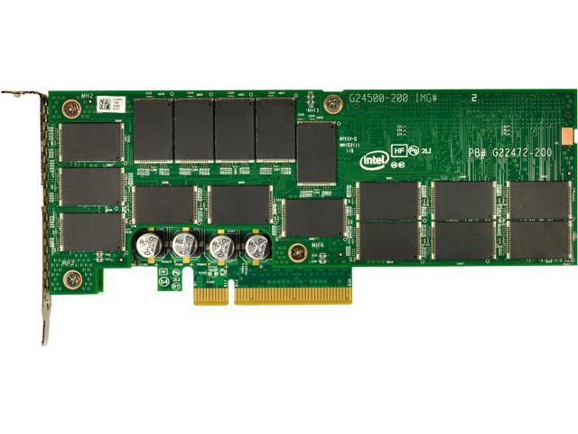 Intel 910 Series Ramsdale PCI-E 800GB PCI Express MLC Internal Solid State Drive (SSD) SSDPEDPX800G301