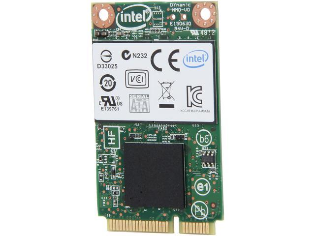 Intel 525 Series mSATA 240GB Mini-SATA (mSATA) MLC Internal Solid State Drive (SSD) SSDMCEAC240B301  - OEM