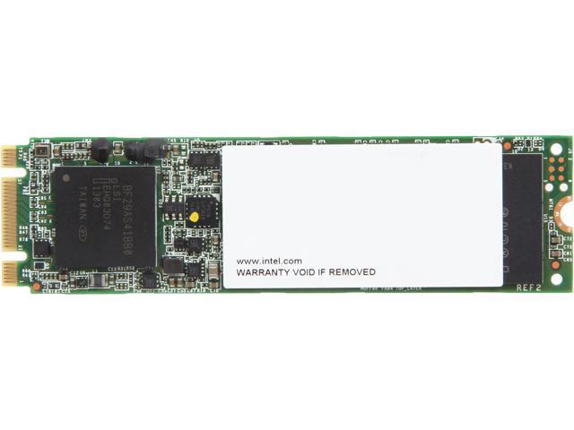 Intel 530 Series M.2 180GB SATA III MLC Internal Solid State Drive (SSD) SSDSCKGW180A4