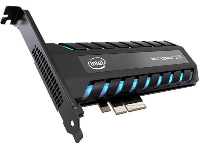 Intel Optane SSDs