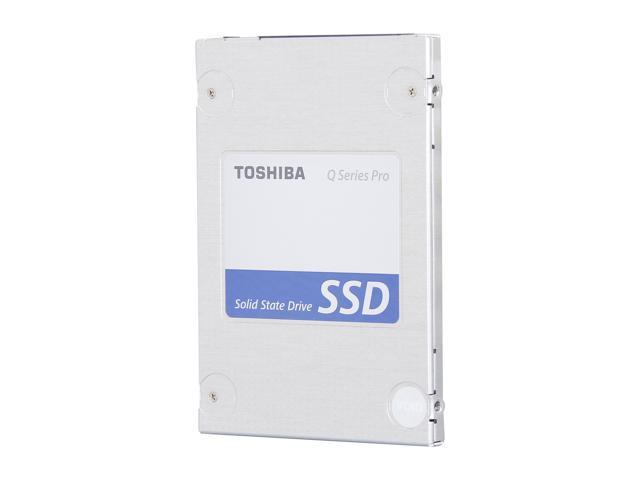 """Toshiba Q Series Pro 2.5"""" 128GB SATA III Internal Solid State Drive (SSD) HDTS312XZSTA"""