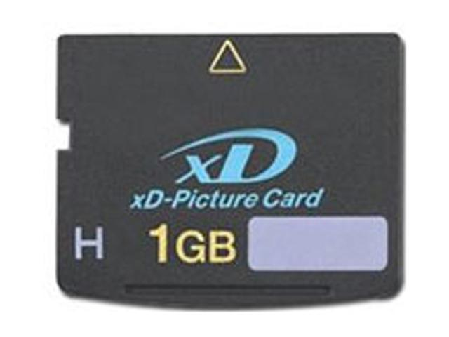 SanDisk Type H 1GB xD-Picture Flash Card Model SDXDH-1024-A10