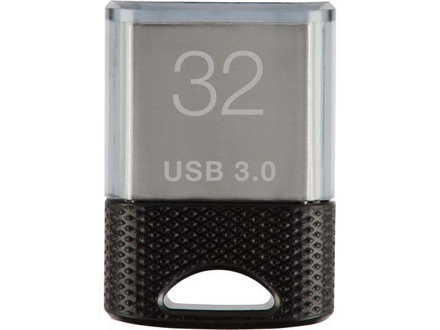 PNY 32GB Elite-X Fit USB 3.0 Flash Drive, Speed Up to 200MB/s (P-FDI32GEXFIT-GE)