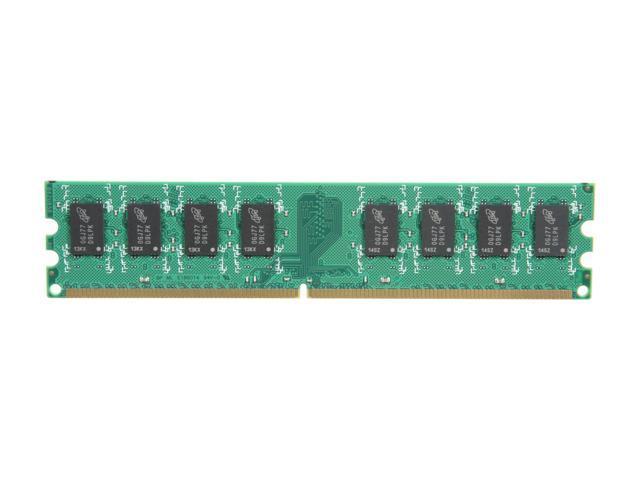 PNY Optima 2GB 240-Pin DDR2 SDRAM DDR2 800 (PC2 6400) Desktop Memory Model MD2048SD2-800