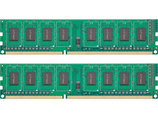 PNY Performance 8GB Kit (2x4GB) DDR3 1333MHz (PC3-10666) CL9 Desktop Memory
