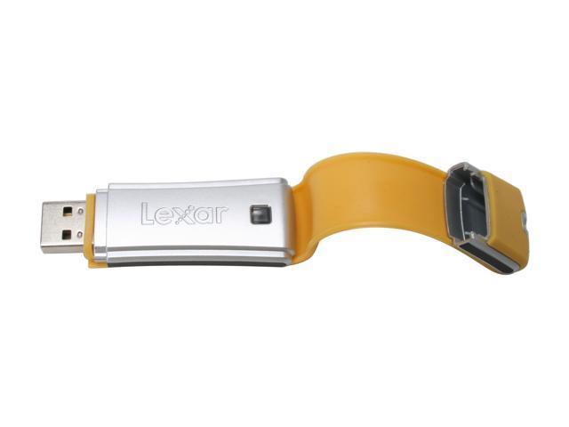 Lexar 1GB Flash Drive (USB2.0 Portable) Model JDX1GB-00-500.LX - OEM