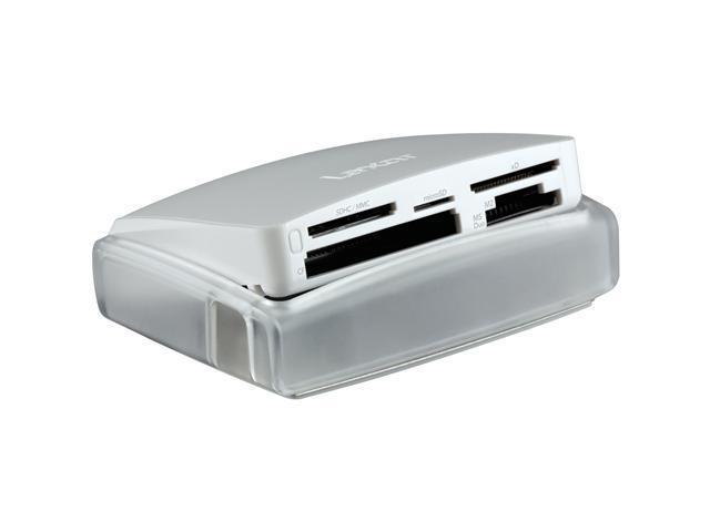 Lexar LRW024URBNA 24-in-1 USB 2.0 Multi-Card Reader