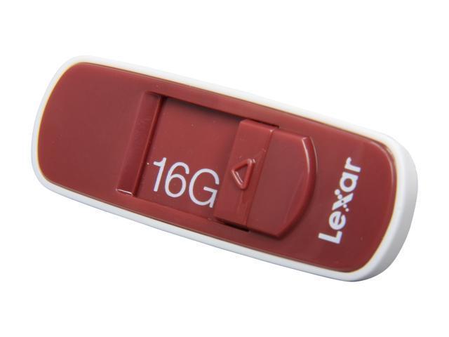 Lexar JumpDrive S70 16GB USB 2.0 Flash Drive (Dark Blue)