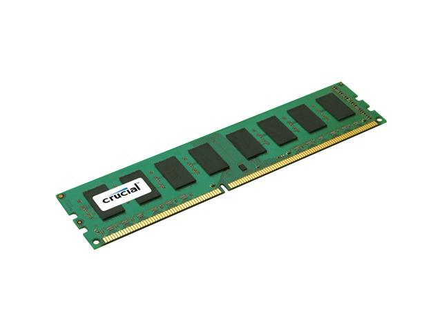Crucial 8GB 240-Pin DDR3 SDRAM ECC Registered DDR3 1600 (PC3 12800) Server Memory Model CT102472BB160B