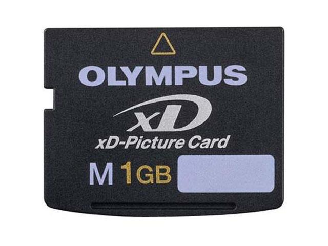 OLYMPUS TYPE-M 1GB xD-Picture Flash Card Model 200495