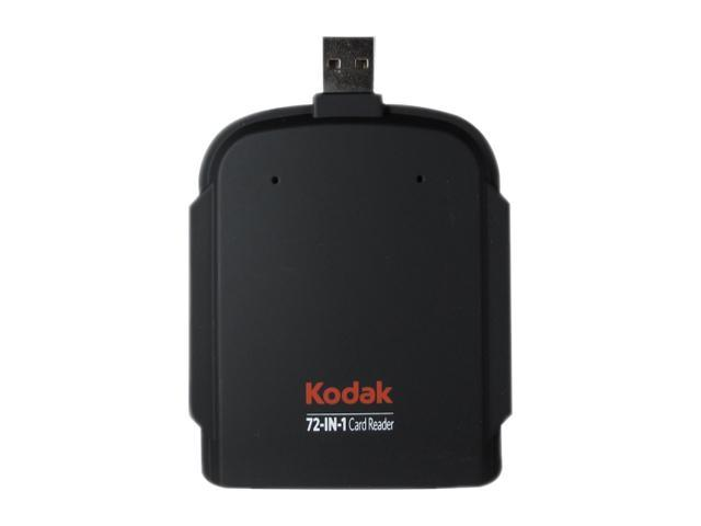 Kodak 84037 72-in-1 USB 2.0 A270 Card Reader/Writer