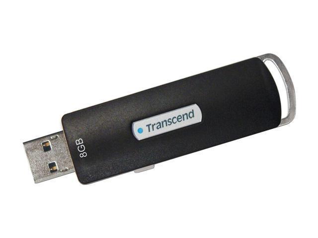 Transcend JetFlash V10 8GB Flash Drive (USB2.0 Portable) Model TS8GJFV10