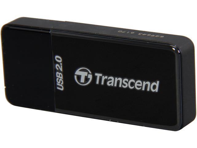 Transcend TS-RDP5K USB 2.0 Card Reader
