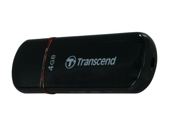 Transcend JetFlash 600 4GB USB 2.0 Flash Drive