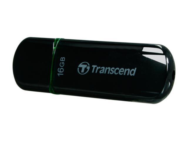 Transcend JetFlash 600 16GB USB 2.0 Flash Drive