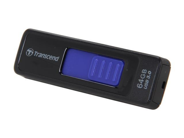 Transcend JetFlash 760 64GB USB 3.0 Flash Drive Model TS64GJF760