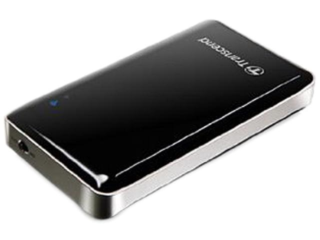 Transcend StoreJet Cloud USB 2.0 Portable Wireless SSD