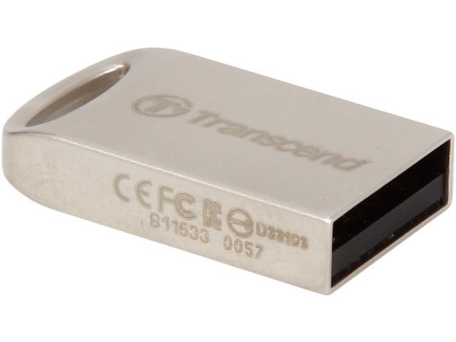 Transcend JetFlash 510 32GB USB 2.0 Flash Drive Model TS32GJF510S