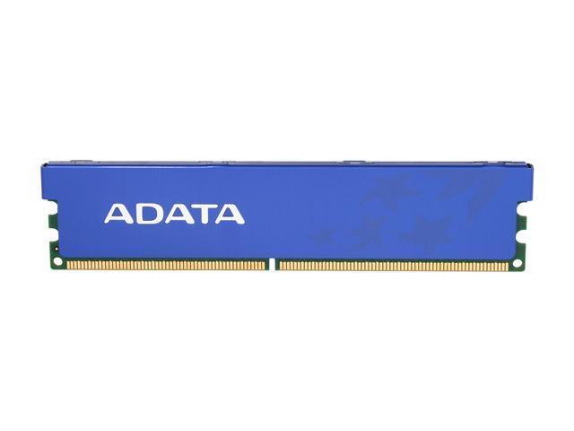 ADATA 1GB 240-Pin DDR2 SDRAM DDR2 800 (PC2 6400) Desktop Memory Model AD2U800B1G5-RHS
