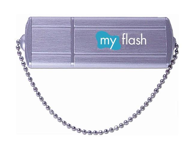 ADATA PD4 2GB Flash Drive (USB2.0 Portable) Model PD4 2.0 2G Silver