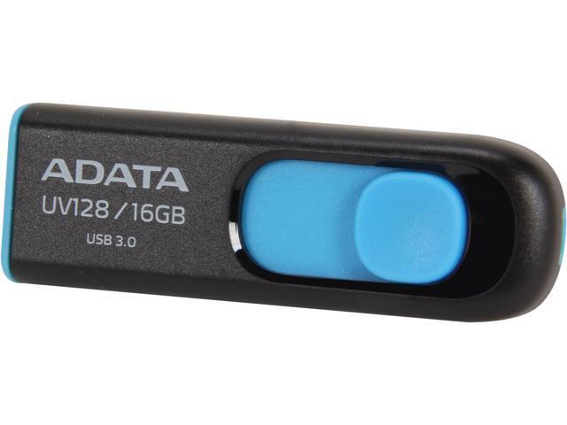 ADATA 16GB UV128 USB 3.0 Flash Drive (AUV128-16G-RBE)