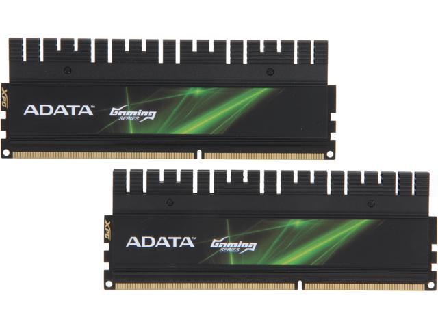 ADATA XPG™ Gaming v2.0 Series 8GB (2 x 4GB) 240-Pin DDR3 SDRAM DDR3 2400 (PC3 19200) Desktop Memory Model AX3U2400GW4G11-DG2