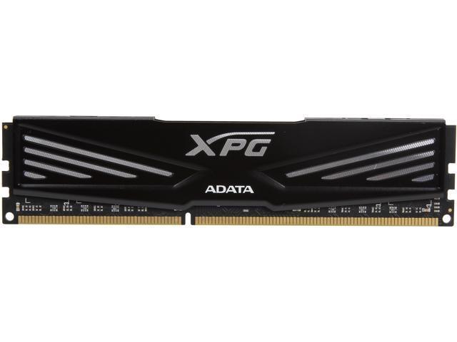 ADATA XPG V1.0 8GB 240-Pin DDR3 SDRAM DDR3 1600 (PC3 12800) Desktop Memory Model AX3U1600W8G9-RB