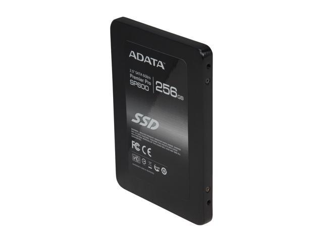 "ADATA Premier SP600 2.5"" 256GB SATA III MLC Internal Solid State Drive (SSD) ASP600S3-256GM-C"