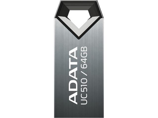 ADATA DashDrive Choice UC510 64GB USB Flash Drive Model AUC510-64G-RTI