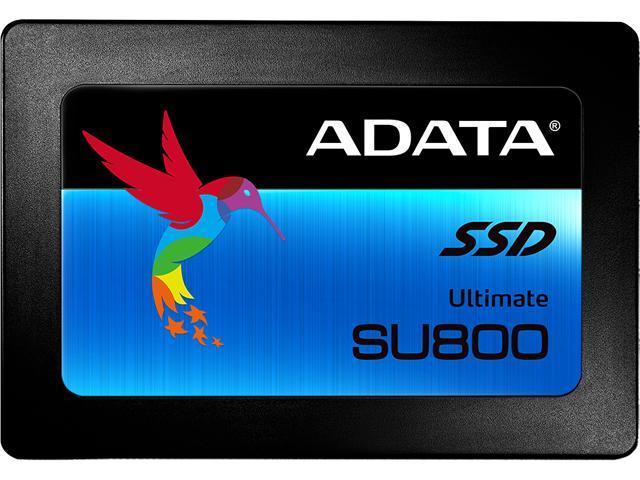 ADATA Ultimate SU800 256GB 3D NAND 2.5 Inch SATA-III Internal Solid State Drive (ASU800SS-256GT-C)