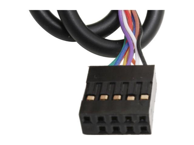 "Rosewill RCR-102 52-in-1 USB 2.0 3.5"" Internal Card Reader w/ USB port"