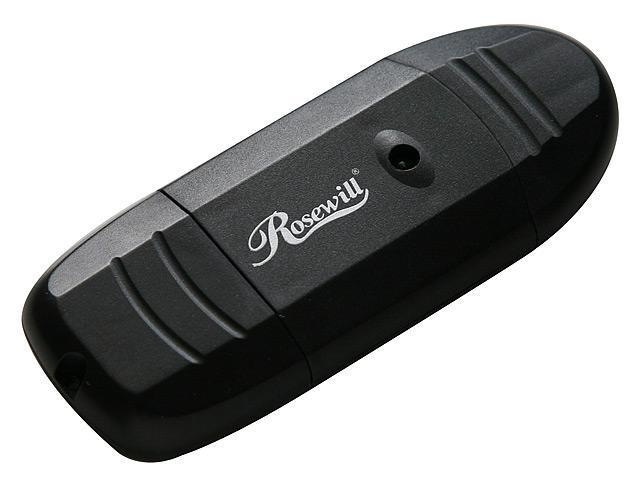 Rosewill RSD-CR104 USB 2.0 SD/MMC Card Reader