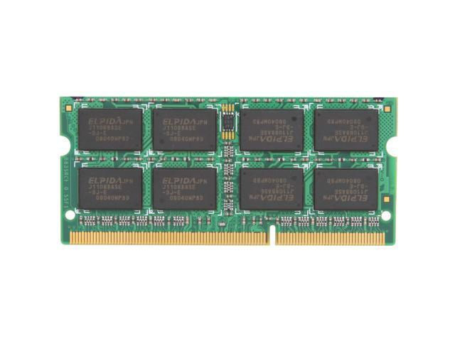 Mushkin Enhanced Essentials 2GB 204-Pin DDR3 SO-DIMM DDR3 1333 (PC3 10666) Laptop Memory Model 991646