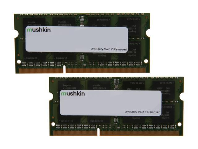 Mushkin Enhanced 8GB (2 x 4GB) 204-Pin DDR3 SO-DIMM Memory for Apple Model 977014A