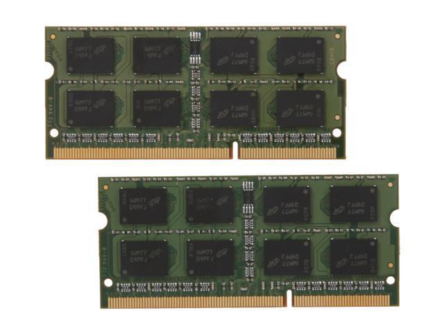 Mushkin Enhanced 8GB (2 x 4GB) DDR3 1600 (PC3 12800) Memory for Apple Model 977033A