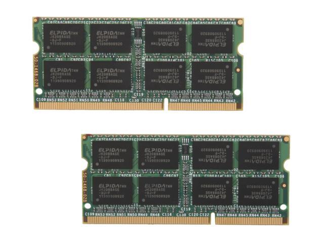 Mushkin Enhanced 16GB (2 x 8GB) DDR3 1333 (PC3 10600) Memory for Apple Model 977020A