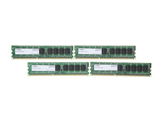 Mushkin Enhanced 32GB (4 x 8GB) DDR3 1333 (PC3 10600) ECC Memory for Apple Model 974044A