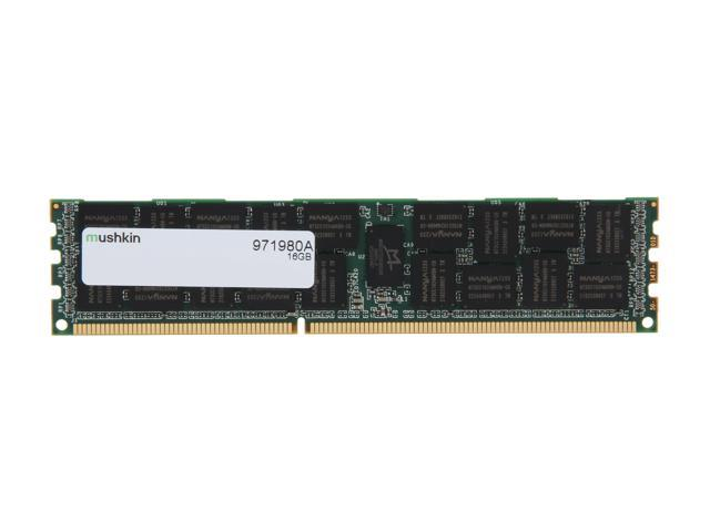 Mushkin Enhanced 16GB DDR3 1333 (PC3 10600) ECC Registered Memory for Apple Model 971980A