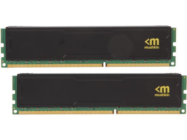 Mushkin Enhanced STEALTH 16GB (2 x 8GB) 240-Pin DDR3 SDRAM DDR3L 1600 (PC3L 12800) Desktop Memory Model 997110S