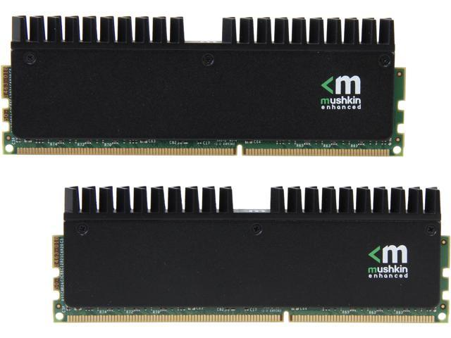 Mushkin Enhanced Blackline 16GB (2 x 8GB) 240-Pin DDR3 SDRAM DDR3 2133 (PC3 17000) Desktop Memory Model 997124R