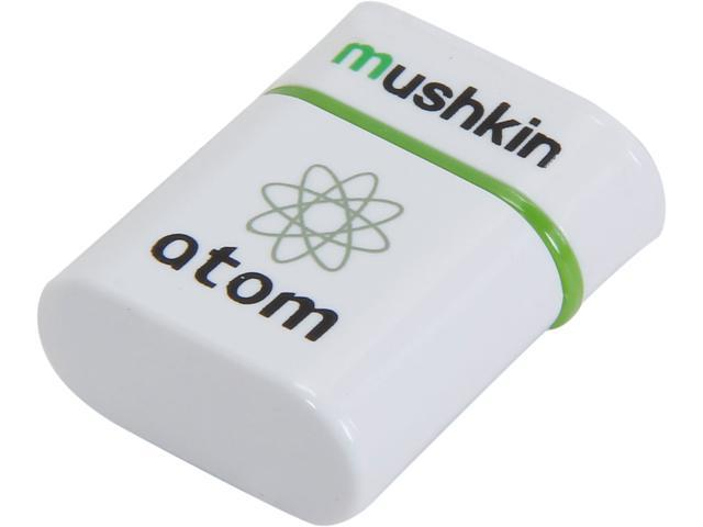 Mushkin Enhanced atom 8GB USB 3.0 Flash Drive Model MKNUFDAM8GB