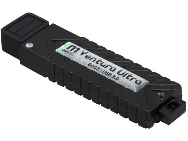 Mushkin Enhanced Ventura Ultra 60GB USB 3.0 Flash Drive Model MKNUFDVU60GB