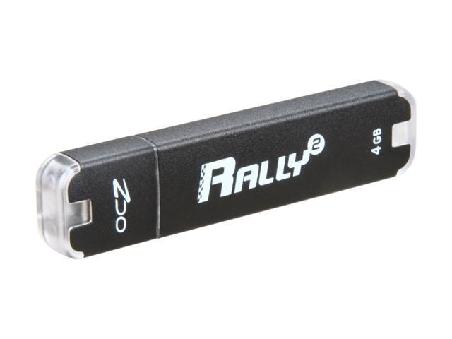 OCZ Rally2 4GB USB 2.0 Flash Drive Model OCZUSBR2DC-4GB