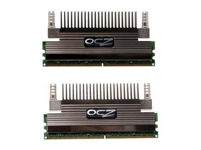 OCZ Flex XLC 2GB (2 x 1GB) 240-Pin DDR2 SDRAM DDR2 1150 (PC2 9200) Dual Channel Kit Desktop Memory Model OCZ2FX11502GK