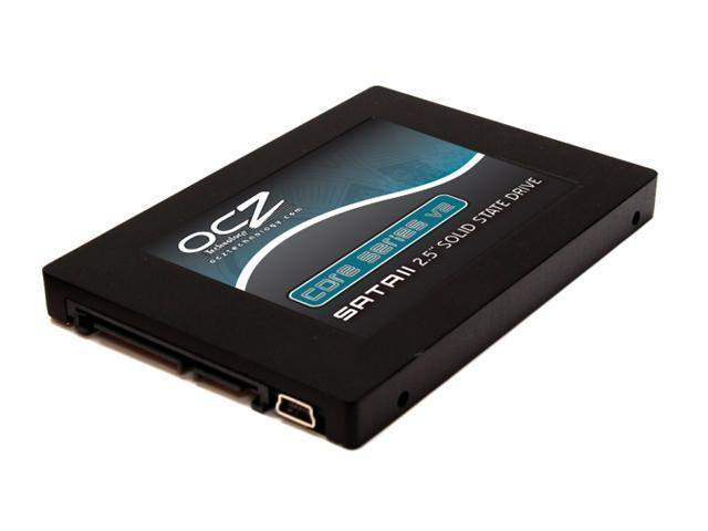 "OCZ Core Series V2 OCZSSD2-2C30G 2.5"" 30GB SATA II & Mini USB 2.0 Port Internal Solid State Drive (SSD)"