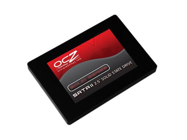 """OCZ Solid Series 2.5"""" 250GB SATA II MLC Internal Solid State Drive (SSD) OCZSSD2-1SLD250G"""